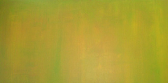 b251- Gruen Verlauf vertikal,80x40x4cm, Acryl auf Leinwand, 20